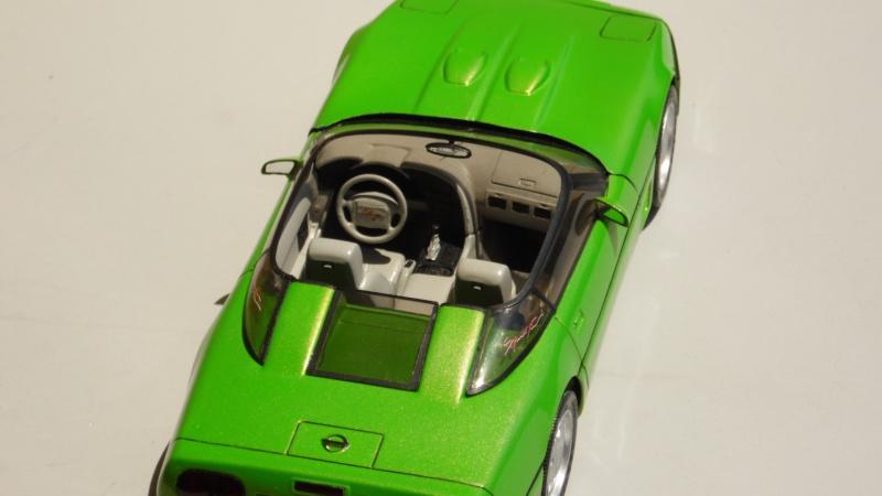 Corvette Callaway speedster Monogram. 456548SAM7894