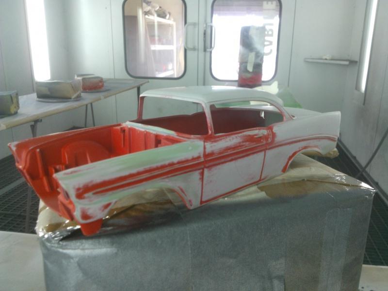 #47 : Chevy bel air 56 custom (TERMINEE) 457969WP001620