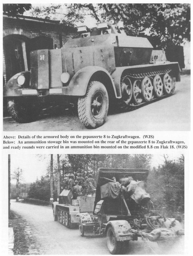 sdkfz - sdkfz 7 armoured 458050205