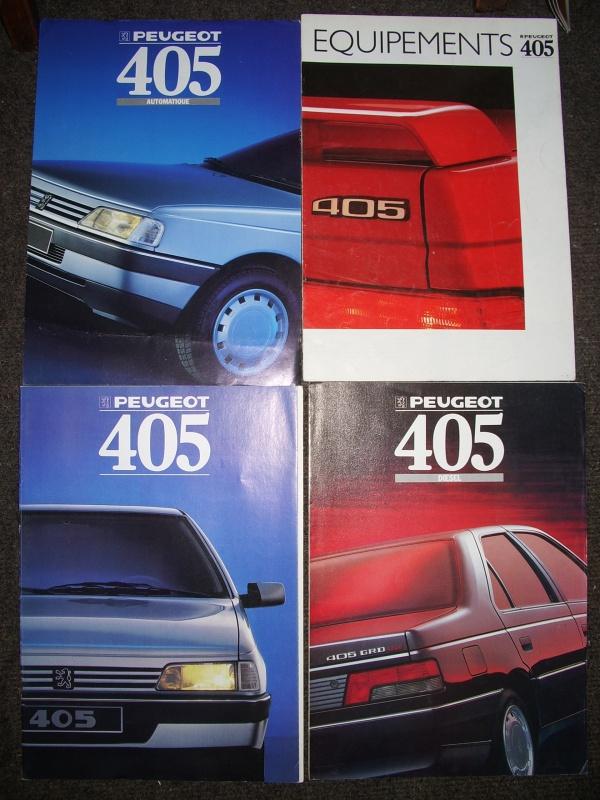 Vos revues/brochures/dépliants Peugeot 458382IMGP1274