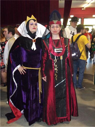 Costume de Vulcaine par T'Luvik 458464505