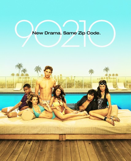 90210 BEVERLY HILLS NOUVELLE GENERATION 45847390210poster