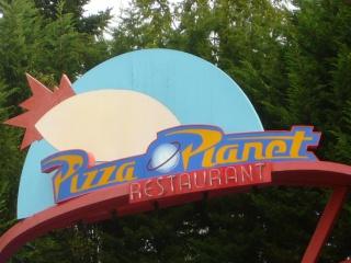[Buffet] Buzz Lightyear's Pizza Planet Restaurant 458725P1040848