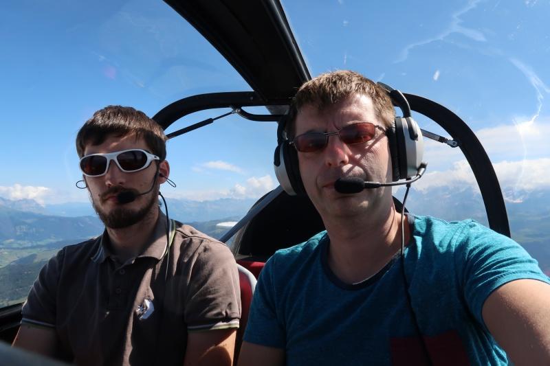 Petits vols en montagne entre Jeunes Ailes 458933IMG0660
