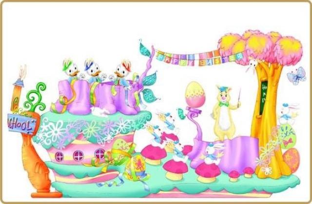 [Tokyo Disneyland] Nouvelle parade : Hippiti-Hoppiti Spring Time (du 2 avril au 23 juin 2014) 459283ep5