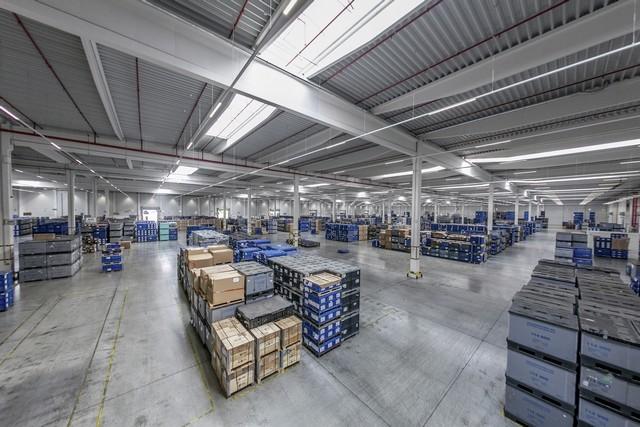 Le Groupe Volkswagen rend la logistique matérielle plus efficiente et plus respectueuse de l'environnement 459792hddb2016al01860large