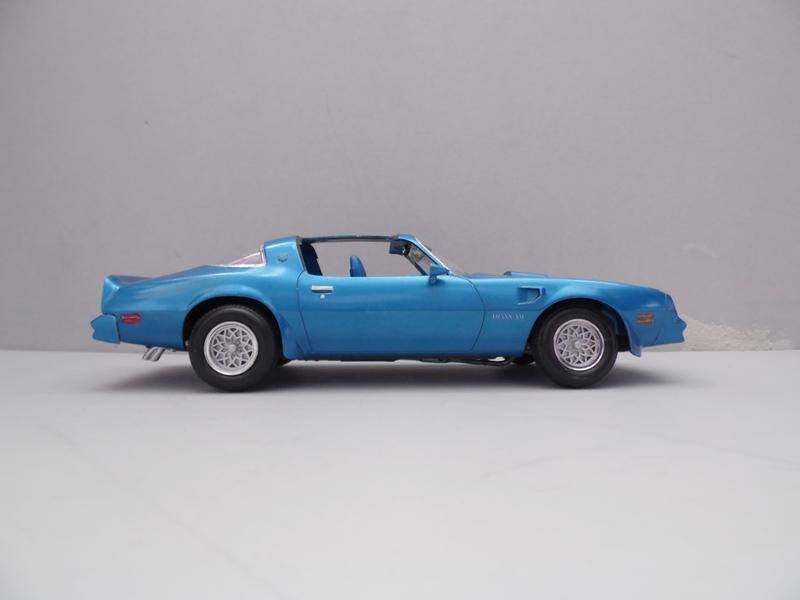 Pontiac Trans-am '78 -1000 jours- 460060SAM7137