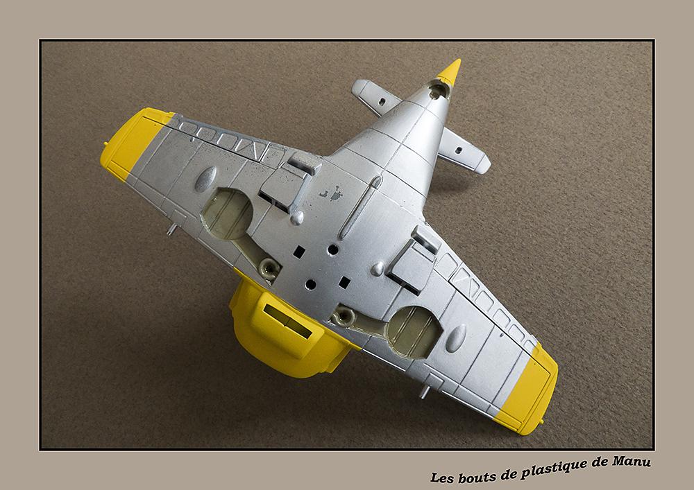 tiger - Bf 109 Tiger Model egg plane-FINI ! 4602021934