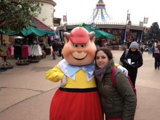 T.R. Séjour Disneyland Paris du 6 au 9 Fevrier 2012 au NPBC 461893142