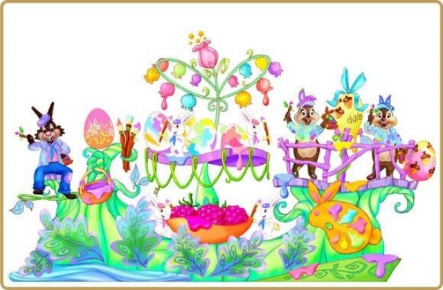 [Tokyo Disneyland] Nouvelle parade : Hippiti-Hoppiti Spring Time (du 2 avril au 23 juin 2014) 462079ep2