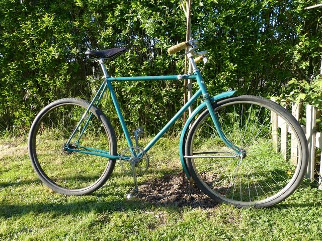 Vélo de ville LEMERCIER  Paris - St Etienne 1939- 462422P1230275