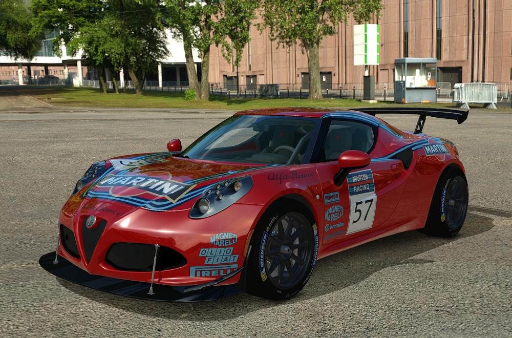 Alfa Romeo 4C Competizione 462582Capturedcran9