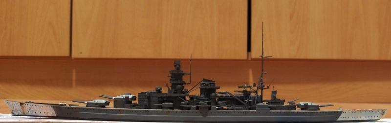 Scharnhorst 1/700  [Tamiya] par Flash 462748HPIM2230