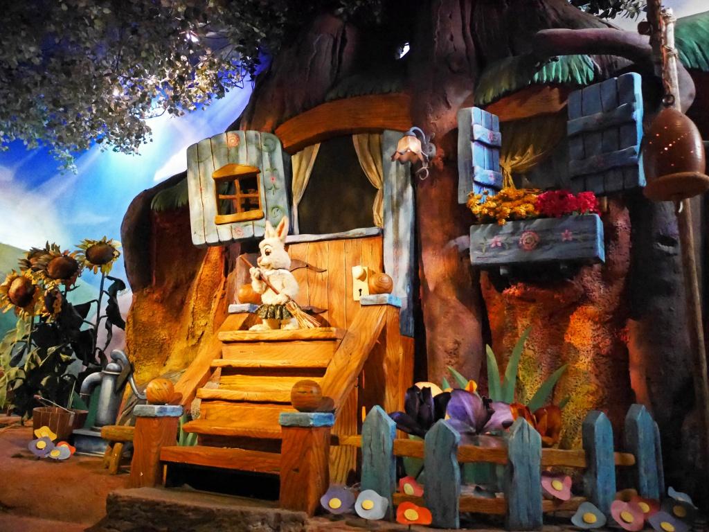 Une lune de miel à Orlando, septembre/octobre 2015 [WDW - Universal Resort - Seaworld Resort] - Page 5 463207P1050089