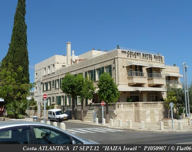 Z06 - COSTA / C/R  Mer Egée et Galilée / Grèce, Crête, Israël, Chypre, Turquie !  13-20/09/2012  463432P1050907
