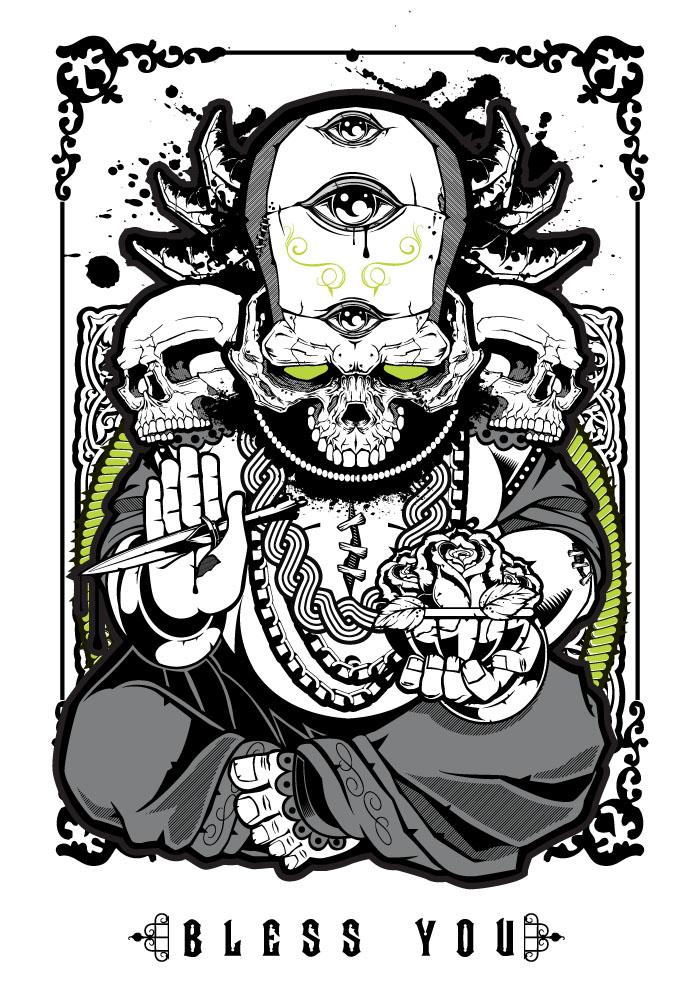 DESSINS - Skulls... 463893tumblrmsi7de0ADL1rnrss4o11280