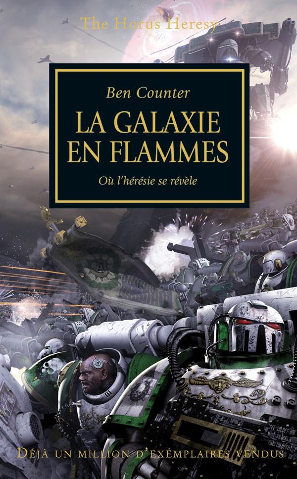 La Galaxie en Flammes de Ben Counter, l'Hérésie d'Horus Tome 3 464419frgalaxyinflames