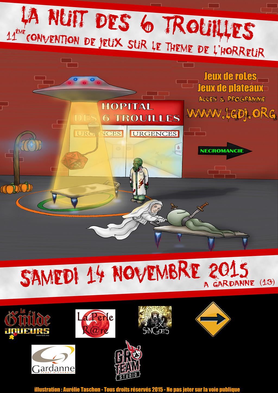 Samedi 14 Novembre 2015 - 11ème Nuit dés 6 Trouilles 465315nd6t15WebR