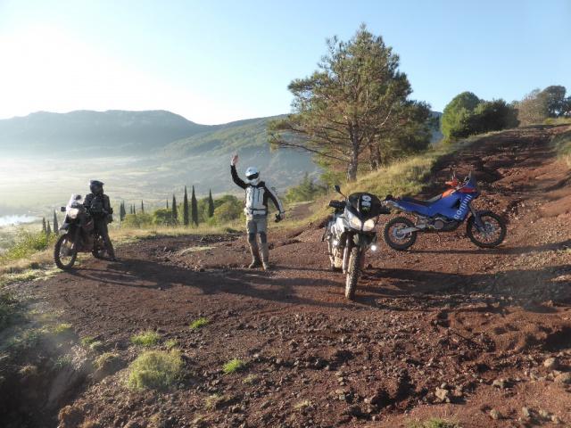 Hard Hérault Tour 2016 : la balade à BUBU, des pistes de mort pour la Toussaint ! 465593HHT30