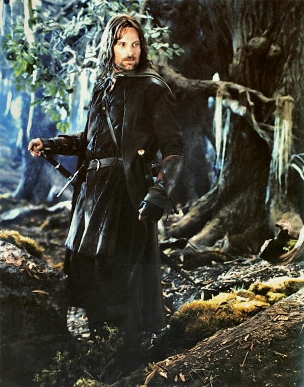Le Seigneur des Anneaux / The Hobbit #3 465904AragorninTheTwoTowersaragorn34519326597760