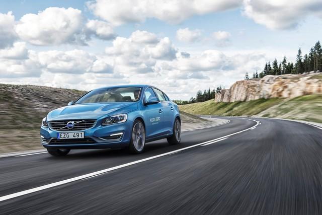 Bientôt un futur sans accident pour Volvo Cars grâce à l'ouverture du centre d'essais AstaZero 466074AstaZeroRuralroad5