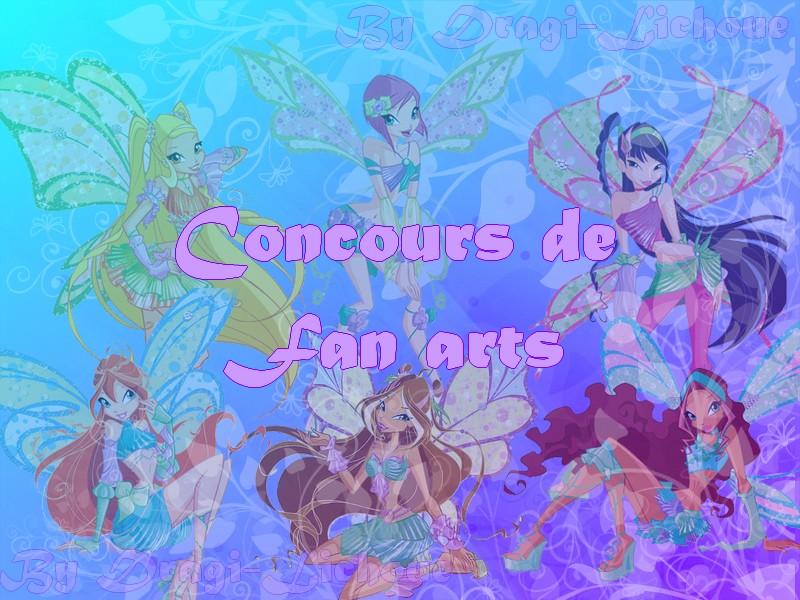 Concours de Fan art - Spécial été ! 466122concoursdefanarts