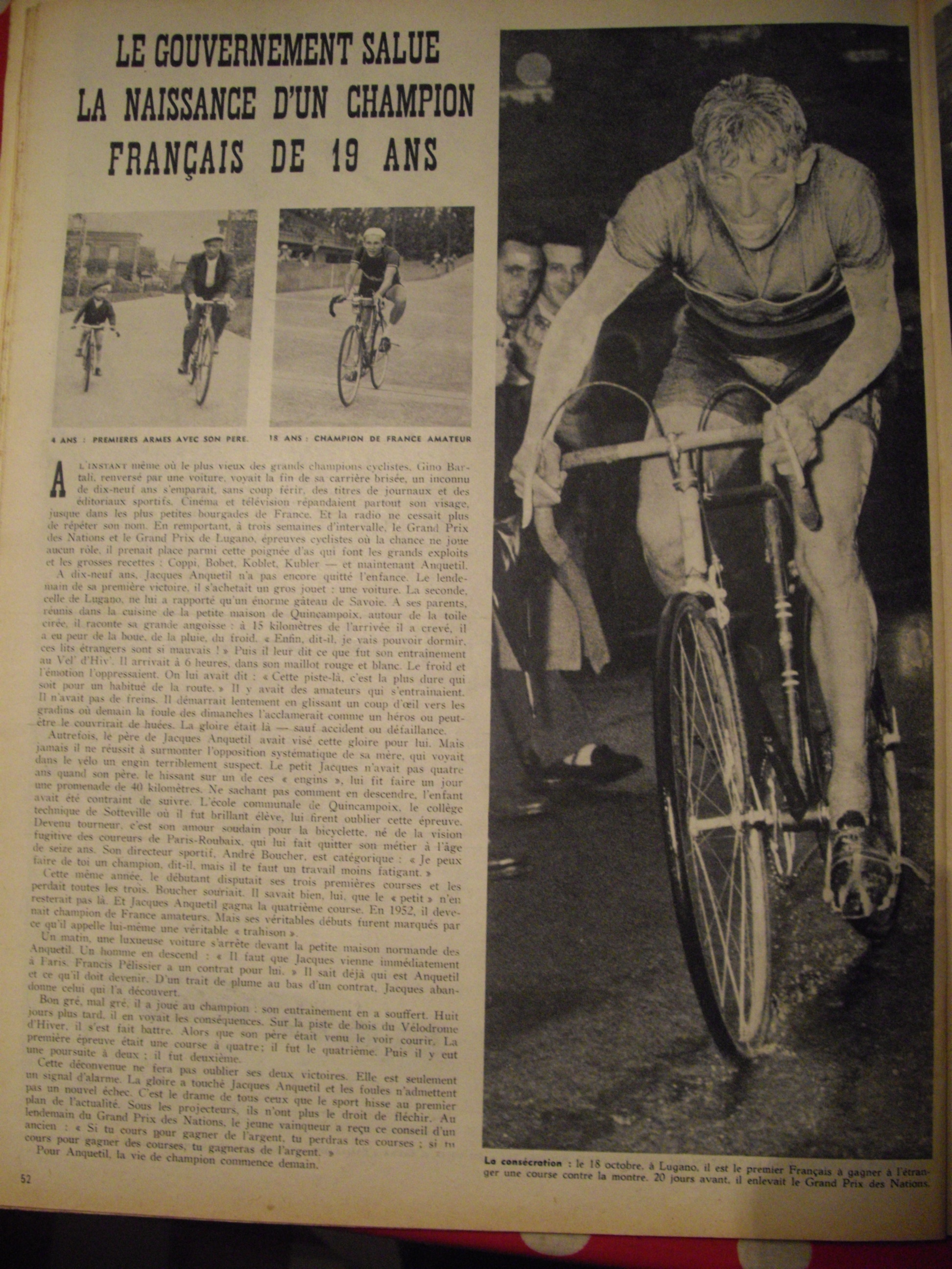 Jacques ANQUETIL 1966 - Page 2 466570IMGP2423