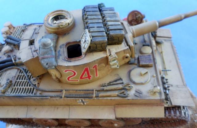 Tigre I en Tunisie (Tamiya 1/35e) 466648Tigre1Tunisie1