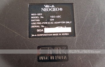 AES version Coréenne 466839NGVICA03350x224