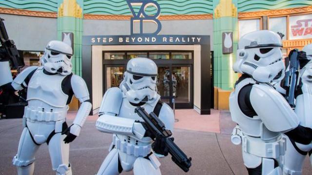 [The VOID] Expérience d'hyper réalité virtuelle proposée entre autre à Disney Springs et Downtown Disney District (depuis 2017) 467180w756