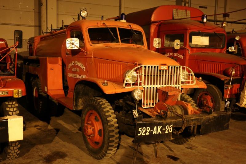Des camions à gogo....Musée des sapeurs pompiers de Lyon 467289IMG6606