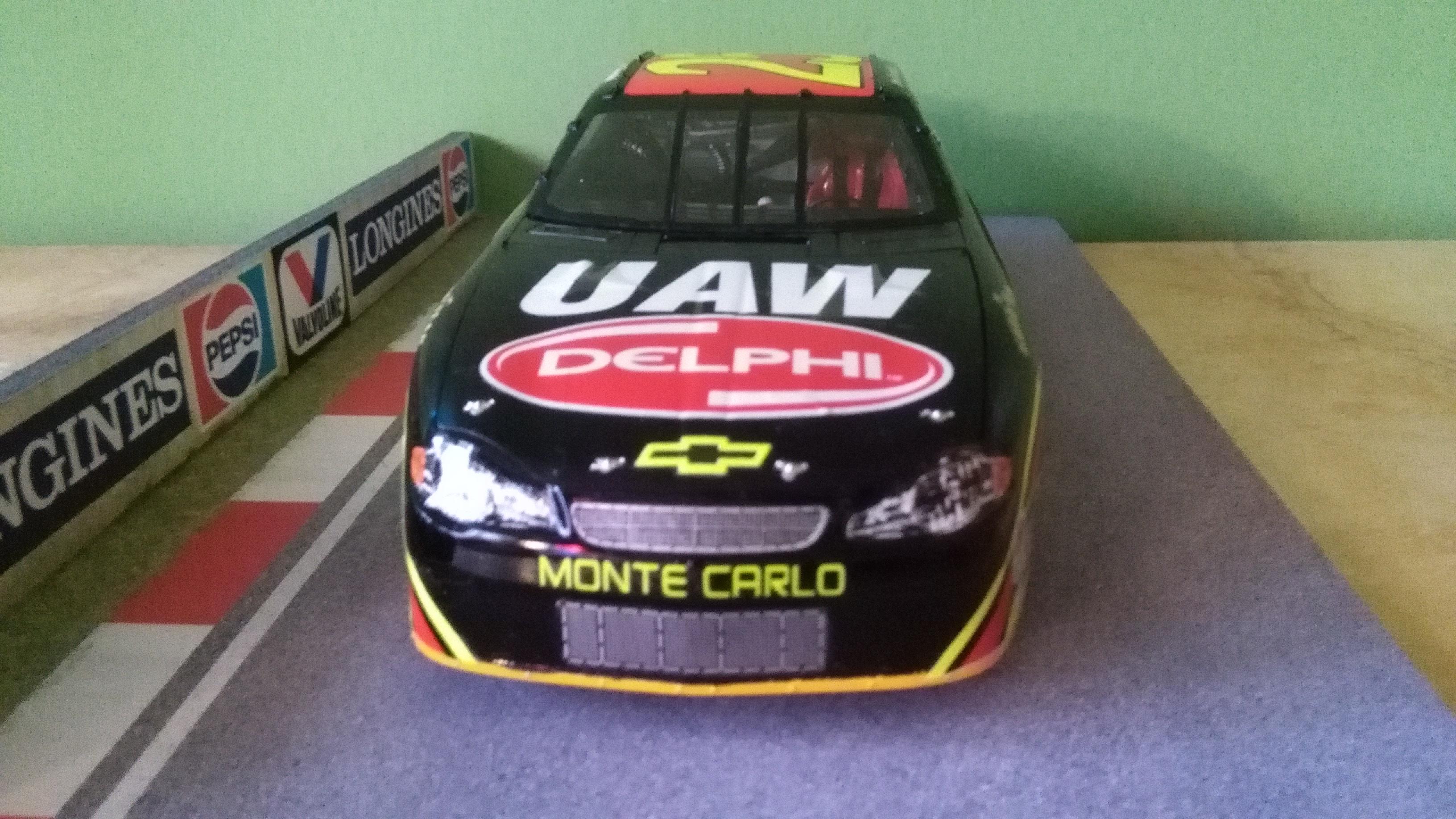 Chevy Monte-Carlo 2002 #25 Joe Nemechek UAW-Delphi  467333IMG20180107152542
