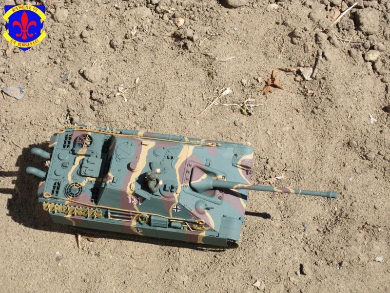 Jagdpanther Sd Kfz 173 de Tamiya au 1/35° 467792IMG1152L