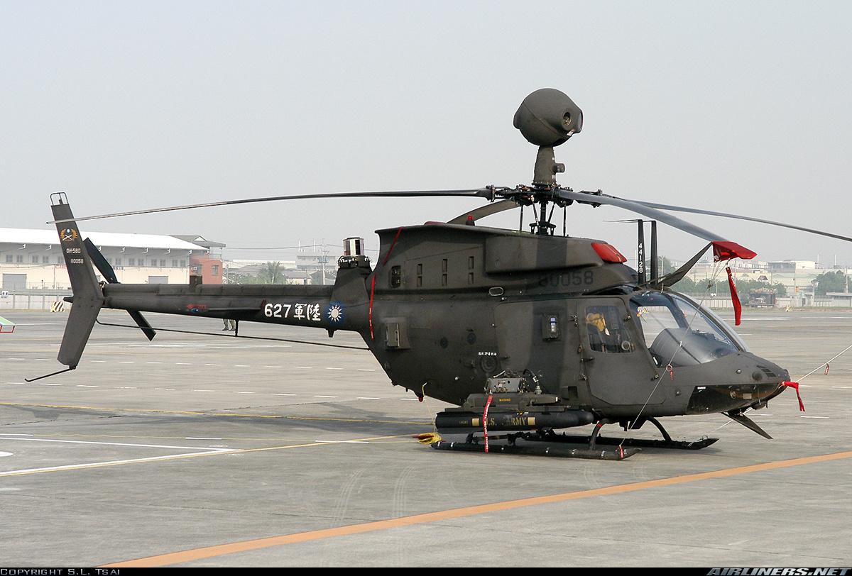 صفقة 24 مروحيةOH-58D Kiowa Warrior لتونس 4679240961668
