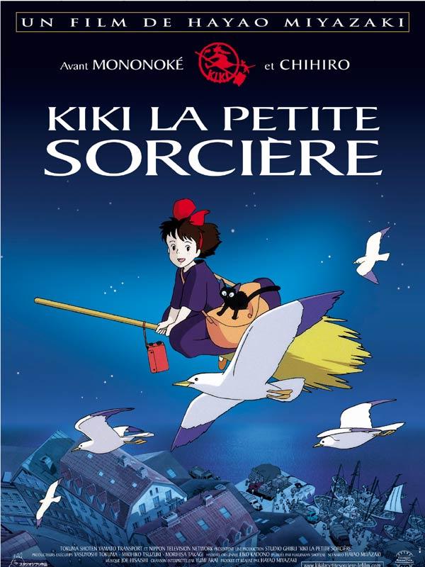Kiki, la petite sorcière 468470affichekiki