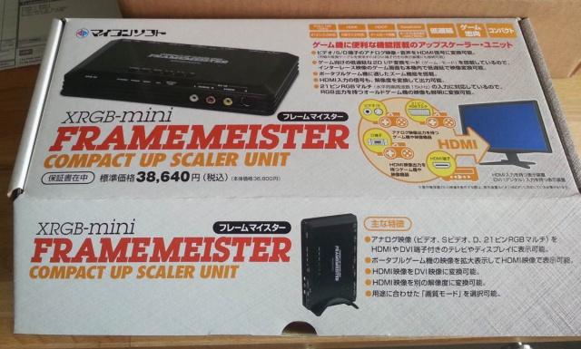X-RGB Mini FRAMEMEISTER, vos avis 46910320140319104139