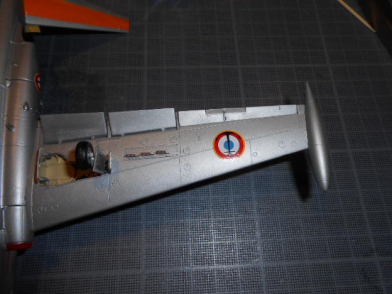 Fouga CM170 1/48 par Lionel45 - Page 5 469213wk018