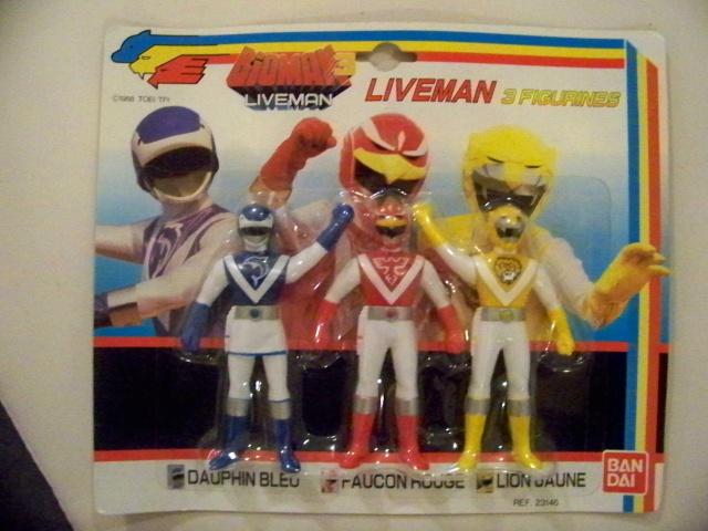 """Liveman (""""Bioman 3"""" en France) - Page 4 4695471010878"""