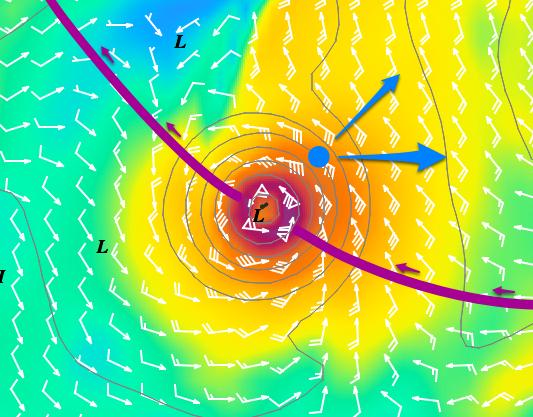 Cyclone GONZALO sur les îles du Nord des Antilles 469588EsquivCycloPetAnt13