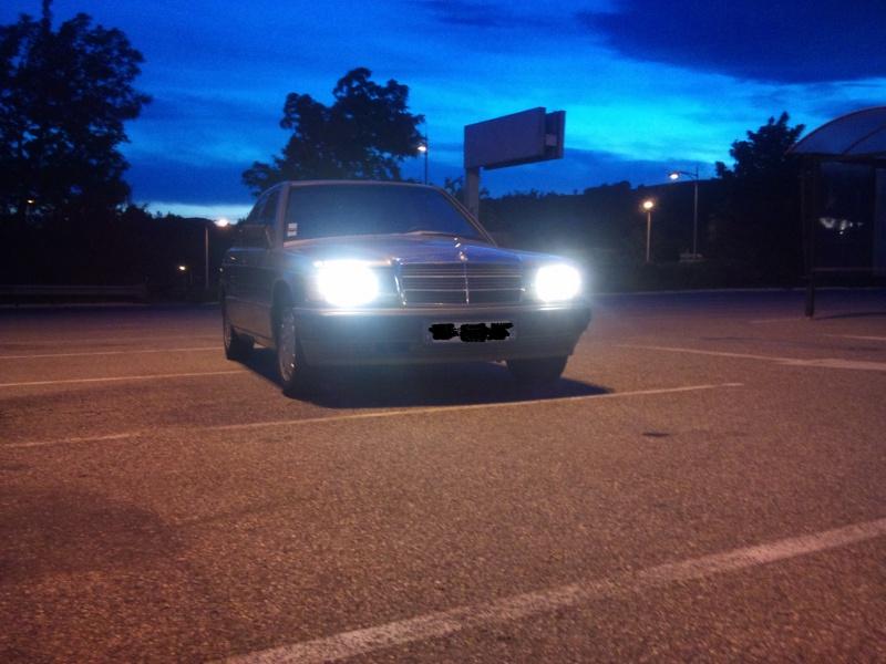 Mercedes 190 1.8 BVA, mon nouveau dailly - Page 9 469769DSC2308