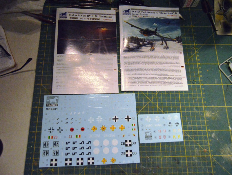 What If? : Bv P178 Remplacent du Ju87 Stuka 470585OK2705165