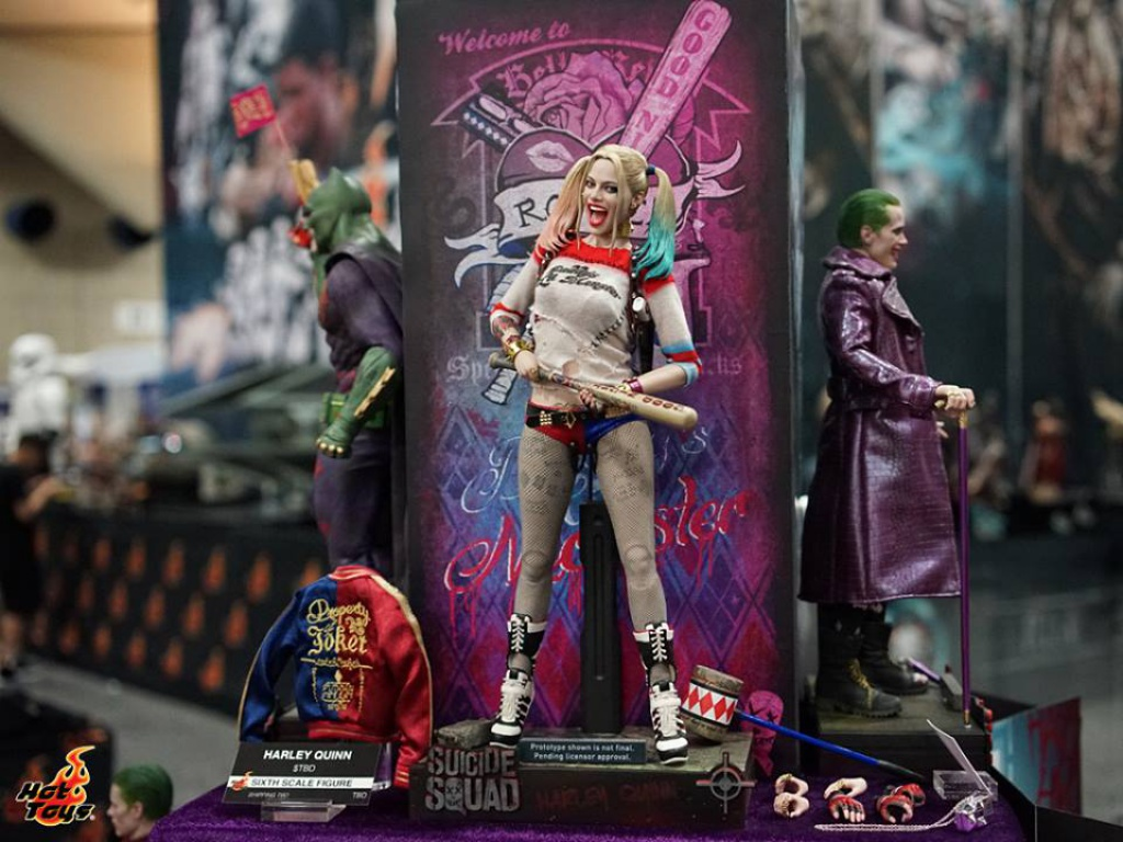 SUICIDE SQUAD - HARLEY QUINN (MMS383) 47064313729053101536636284223441260134057812281138n