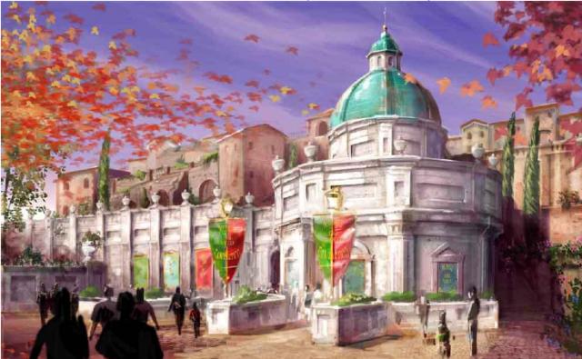 [Tokyo Disney Resort] Plan d'investissement incluant New Fantasyland et nouveau port à Tokyo DisneySea (2014-2024)  - Page 4 470874w114