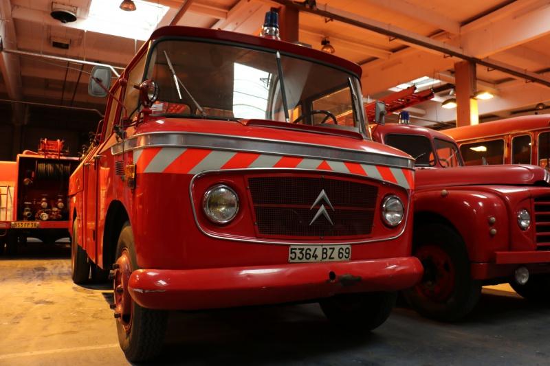Des camions à gogo....Musée des sapeurs pompiers de Lyon 471017IMG6724