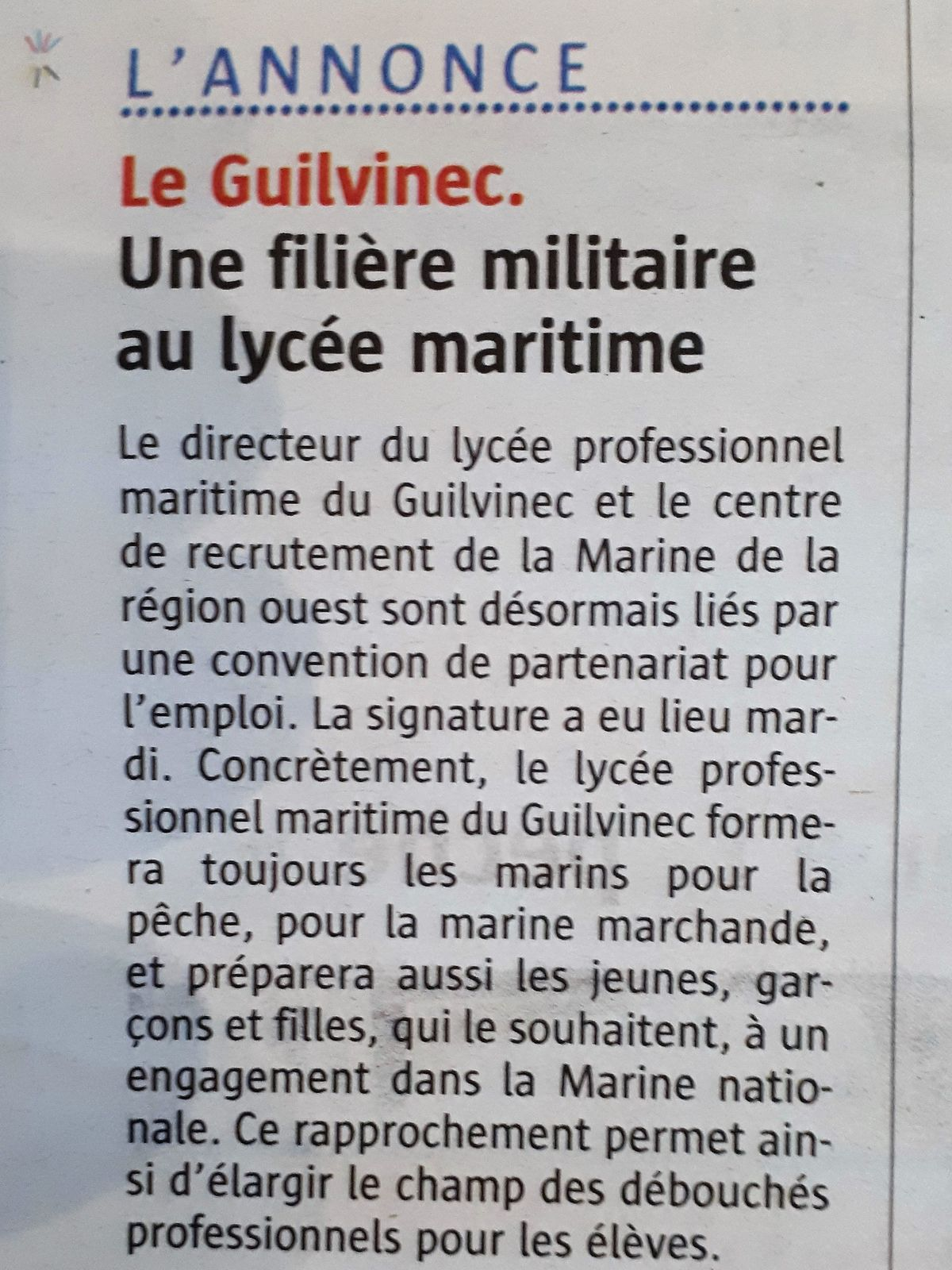 [Activité des ports] Le Guilvinec - Page 7 47166120170614110735