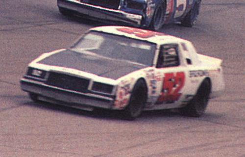 Buick Regal 1982 #52 Jimmy Means Broadway motor  471913B1981521
