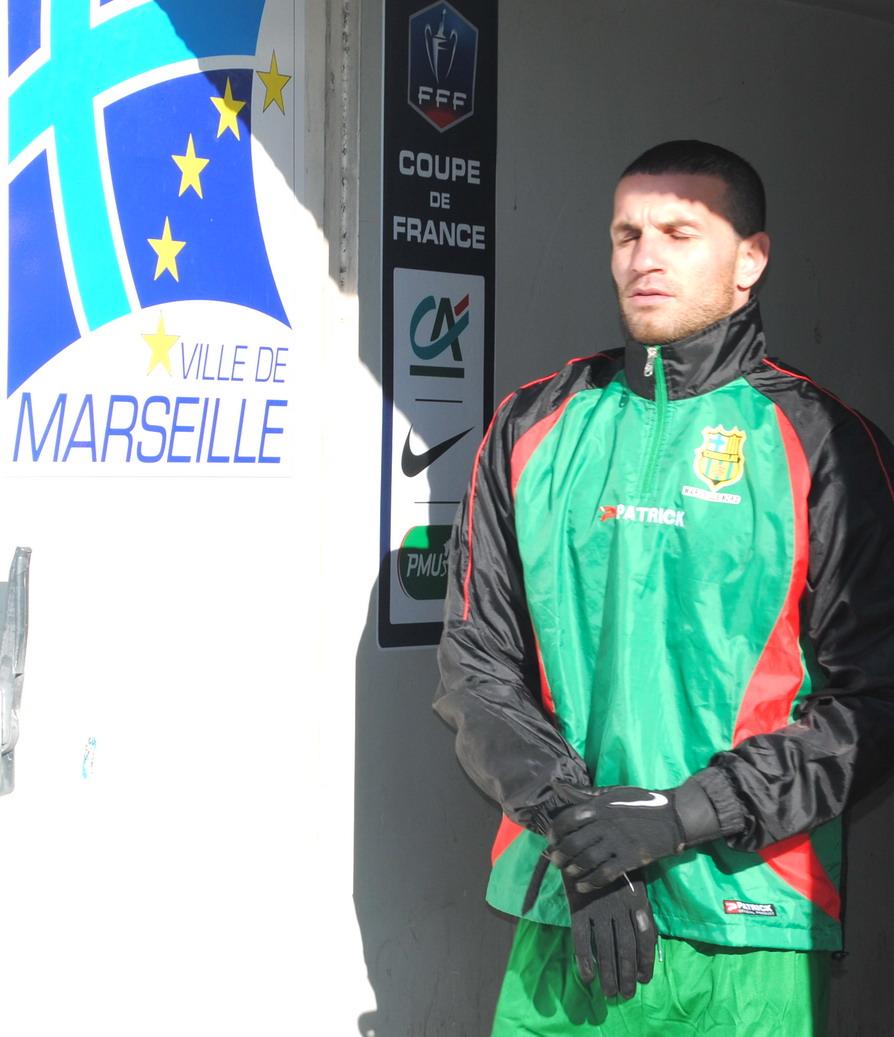MARSEILLE CONSOLAT/ MOULINS COUPE DE FRANCE 2013 POUR 1 MINUTE GROSSE DESILLUSION  471944DSC0226