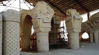 Dans le nord de l'Afghanistan, les mystères de la mosquée des Neuf Dômes 47218694