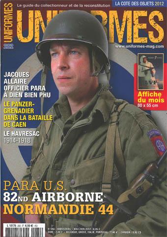 Lieutenant Jacques ALLAIRE 6è BPC à Dien Bien Phu 472808unif282