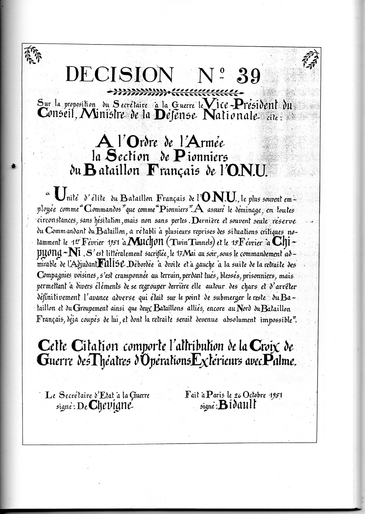[OPÉRATIONS DE GUERRE] GUERRE DE CORÉE - TOME 2 - Page 3 472962574